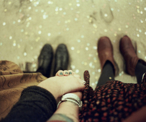 girls, shoes, and friends image
