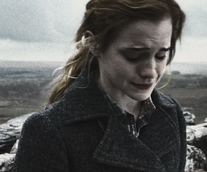 harry potter, cry, and crying image