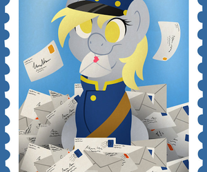 derp, post, and mail image