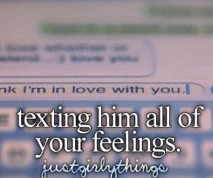 girl, text, and love image