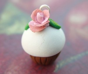 charm, cupcake, and etsy image