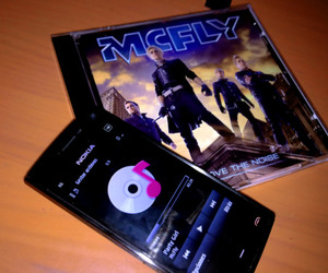 McFly, music, and party girl image