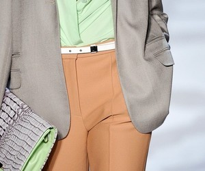 chic, mint, and fashion image