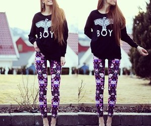 clothes, girl, and style image