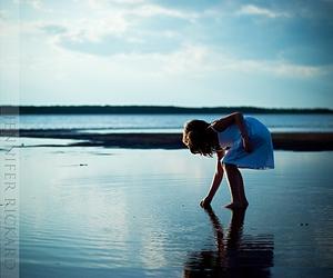 beach, nikon, and sea image