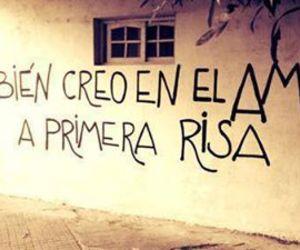 love, Risa, and accion poetica image