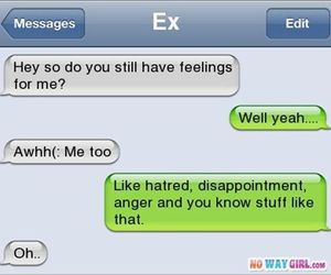 ex, funny, and lol image