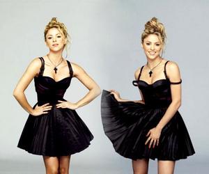 beautiful, blonde, and dress image
