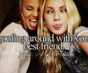 best friends, friends, and fun image