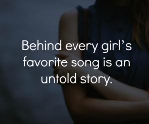 girls, song, and story image