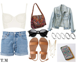 accessories, aztec, and bag image