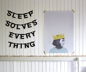 sleep, quote, and indie image