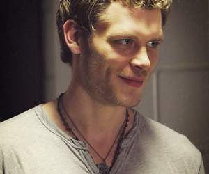the vampire diaries, klaus, and joseph morgan image