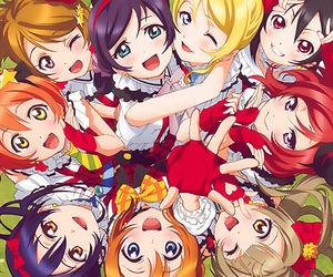 anime and love live image