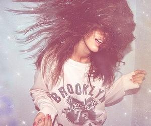 girl, hair, and Brooklyn image