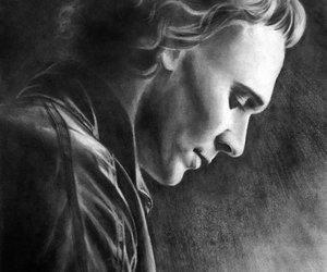 fanart, wallander, and tom hiddleston image