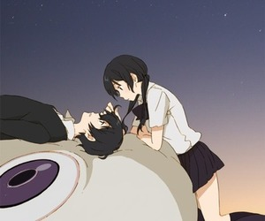 anime, cute, and love image