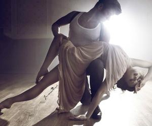 dance, couple, and passion image