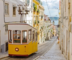lisbon, portugal, and beautiful image
