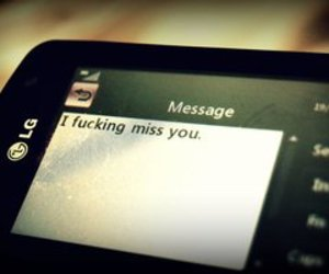 love, text, and miss image