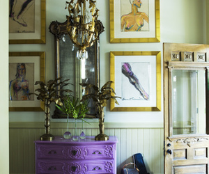 decor, furniture, and eclectic image