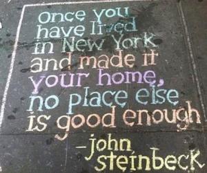 home, new york city, and nyc image
