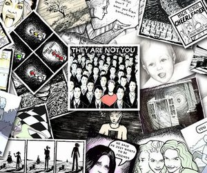 one tree hill, dessins, and people always leave image