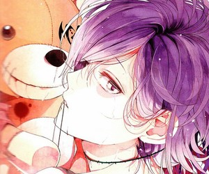 boy and diabolik lovers image