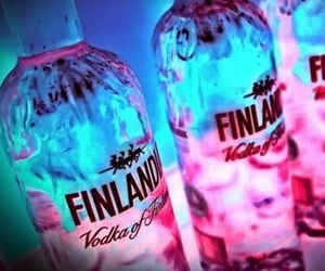 vodka, drink, and finland image
