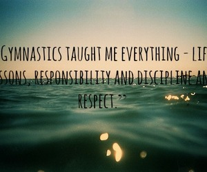 discipline, grunge, and quote image