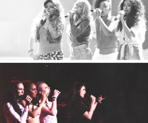 little mix, jade, and leigh-anne image