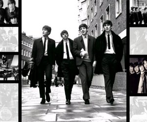 beatles, revolution, and rock image