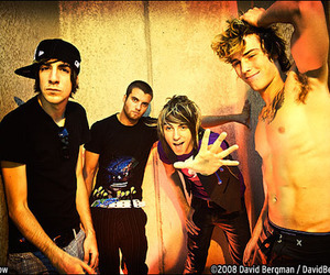 all time low, atl, and scene image