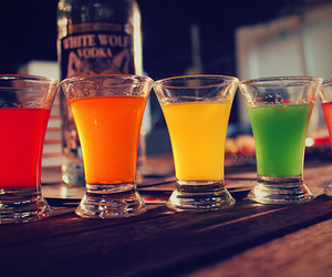 drink, vodka, and alcohol image