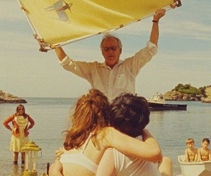 wes anderson, bill murray, and moonrise kingdom image
