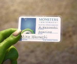 monster, mike, and monsters university image