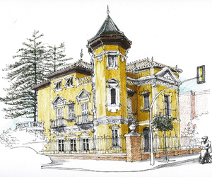 andalucia, architecture, and art image