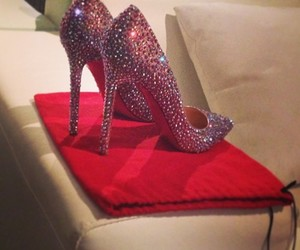 christian louboutin, shoes, and fashion image