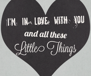 one direction, little things, and 1d image