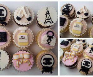 cupcakes and fashion image