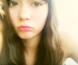 girl, hair, and japan image