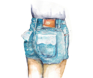 shorts, jeans, and transparent image