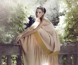 Bianca Balti, dress, and girl image