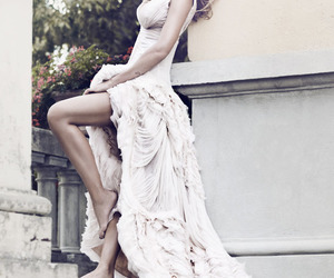 dress, signe vilstrup, and ilary blasi image