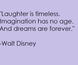 quote, disney, and Dream image