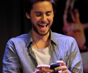 jared leto, 30 seconds to mars, and smile image