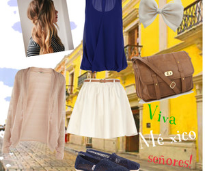 fashion, mexico, and outfit image