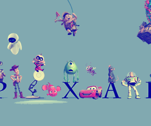 pixar, disney, and cars image