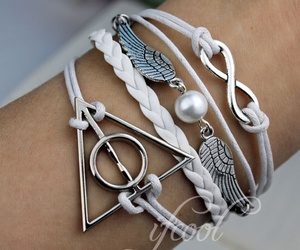 harry potter, infinity, and books image