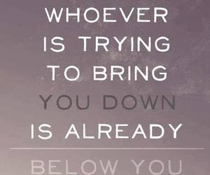 quotes, down, and below image